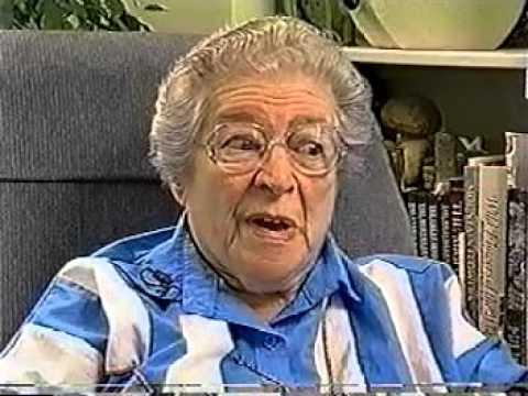 """Holocaust Survivor Interview - """"Ilse"""""""