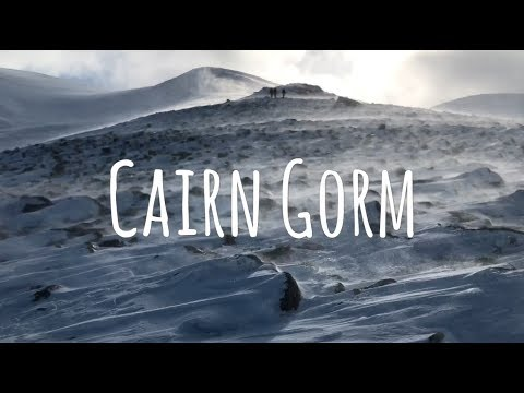 Cairn Gorm in winter
