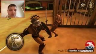 Первый взгляд на игру I,Gladiator 1 часть