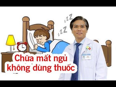 Mất ngủ – Phương pháp chữa mất ngủ không dùng thuốc