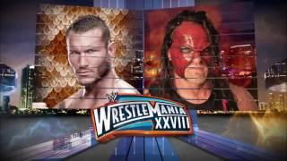 WWE Wrestlemania XXVIII. Pre-Show. 545TV.