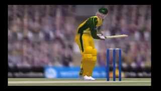 EA Sports - Cricket 2004 (PS2)(Intro)