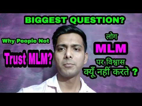 Why People Not Trust MLM Companies | Crossline Fire | Hindi