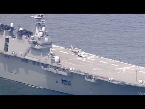Japan to acquire first aircraft carrier since WWII