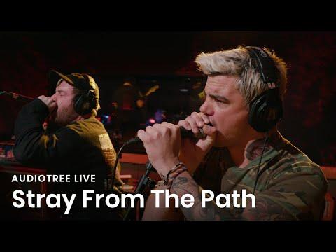 Stray From The Path - Kickback (Ft. Brendan Murphy of Counterparts)   Audiotree Live Mp3