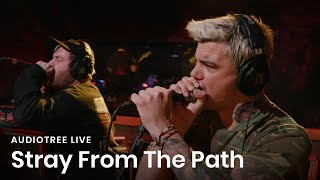 Stray From The Path - Kickback (Ft. Brendan Murphy of Counterparts) | Audiotree Live