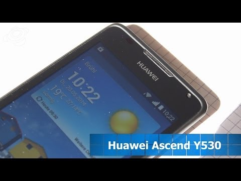Huawei Ascend Y530 im Test [HD] Deutsch Review