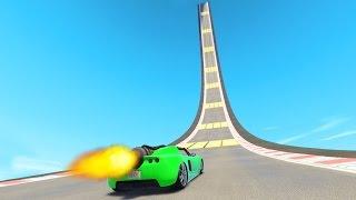 DEV RAMPALI ROKET ARABA YARIŞI (GTA 5 Online)