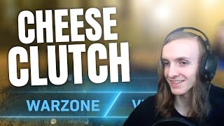 CHEESE'S 100TH WIN - Torje Warzone Highlights #3