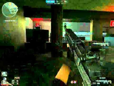 CrossFire [GM] - M14EBR Silenced