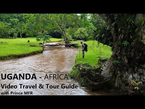Uganda Africa VLOG Vacation Video Travel & Tour Guide