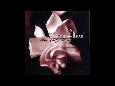 Carmen McRae / I'm Gonna Lock My Heart And Throw Away The Key