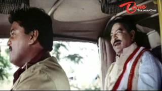 Sunil Fabulous Comedy With Kaikala Satya Narayana In Auto