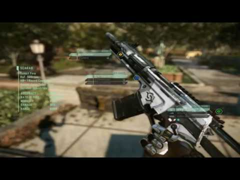 Crysis 2 - Locate And Protect Nathan Gould :Head North Through The Camp,Find The Subway Entrance