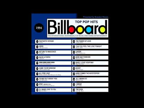 Billboard Top Pop Hits  1994