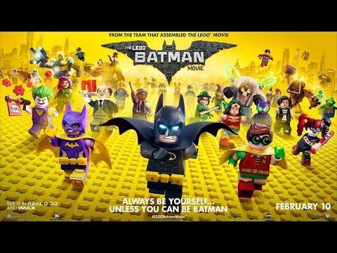 LEGO BATMAN 3 O FILME. DUBLADO FULL HD