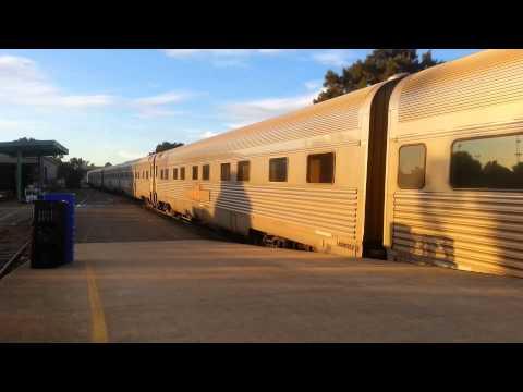 Indian Pacific Shut @ Adelaide Parklands Terminal