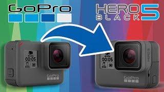 Как прошить Gopro Hero 2018 в Gopro Hero 5 Black за пару минут
