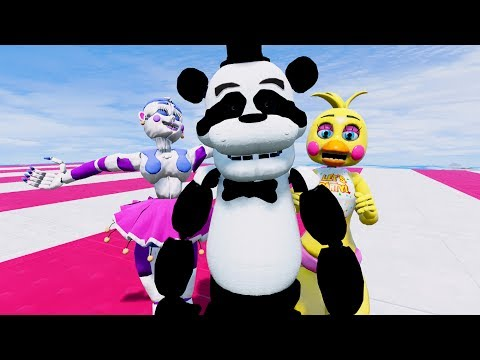 Thumbnail: PANDA FREDDY IS HERE! (GTA 5 Mods For Kids Redhatter)