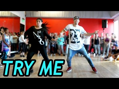 TRY ME - @JasonDerulo ft @JLo Dance Video | @MattSteffanina Choreography (Beg/Int)
