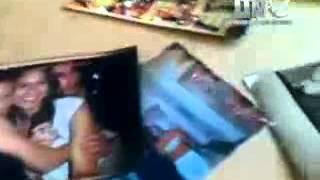 فضيحة هيفاء وهبي مع معتصم القذافي   YouTube