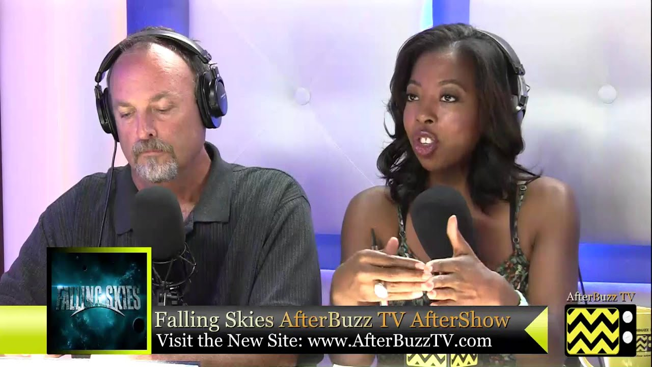 """Download Falling Skies  After Show  Season 2 Episode 9 """" The Price of Greatness """"   AfterBuzz TV"""