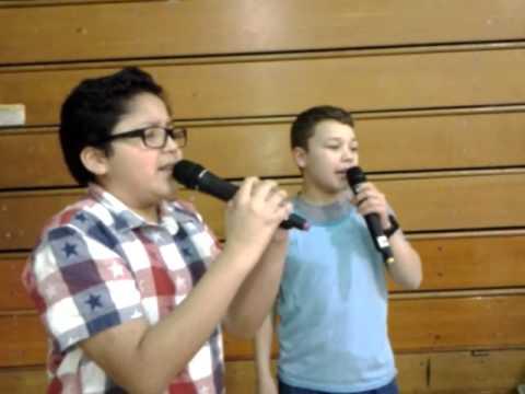 North west junior high karaoke