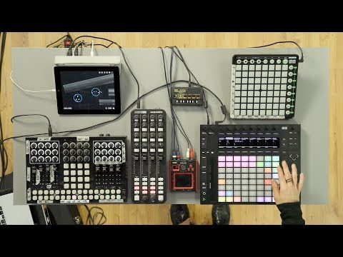 Mattokind: Live Setup