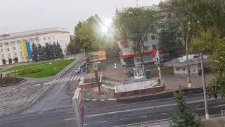 А я опять в Украине. г.Херсон. октябрь2017