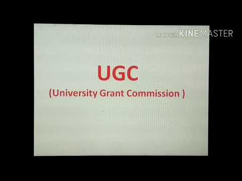 University grant commission most important questions