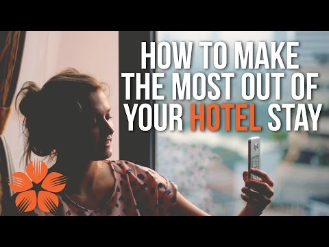 5 Ways To Make the Most out of Your Hotel Stay (CZ titulky)