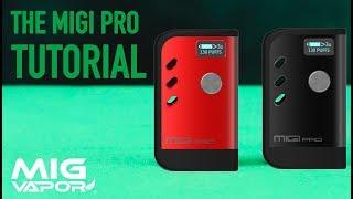 Migi Pro | Best 510 pre filled Oil Cartridge Battery Review 2019