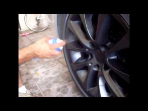 BMW 335I 2011 >> pintando rines de bmw 335i con plasti dip - YouTube