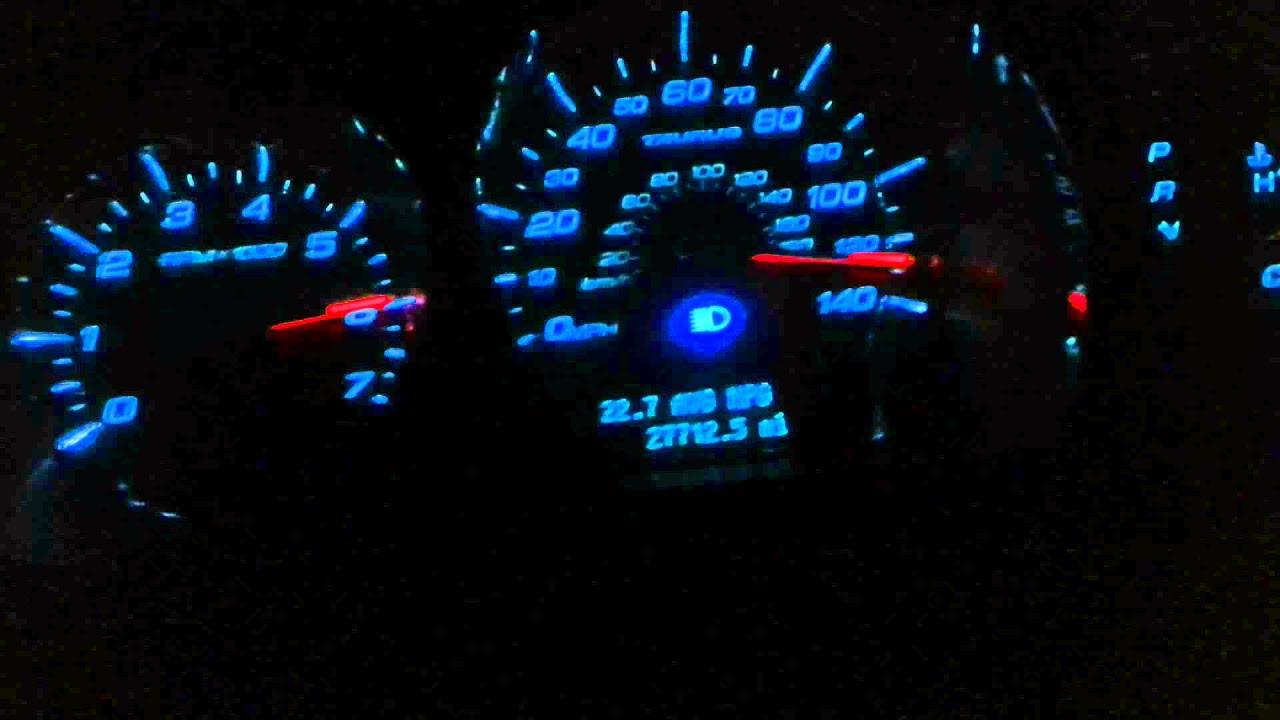 Ford Taurus Sho 0 60 >> 2010 FORD TAURUS SHO TOP SPEED - YouTube