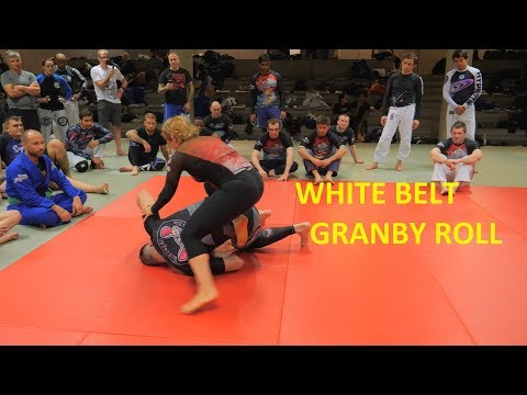 The Impassable Guard - White Belt Granby Roll