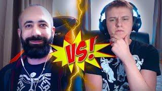 ХОЛДИК ПРОТИВ ГХГ | КТО ЛУЧШЕ ИГРАЕТ? | Clash Royale