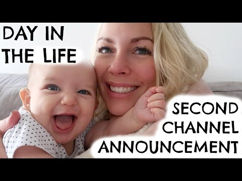 DAY IN THE LIFE & SECOND CHANNEL ANNOUNCEMENT