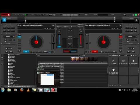 How to Add Music To Virtual Dj 8