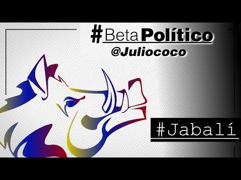 #BetaPolítico #Jabalí #17ago