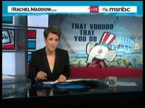 Rachel Maddow Bush Tax Cuts Suck