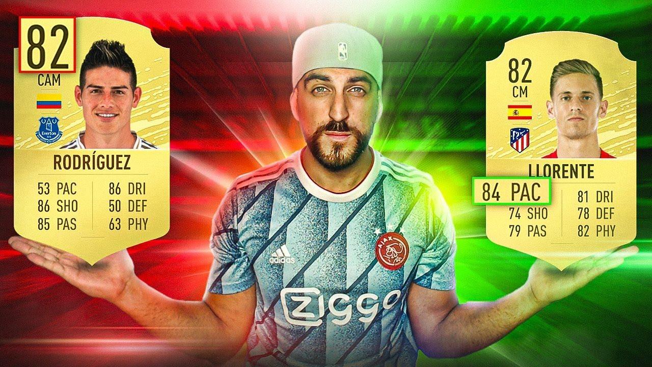 QUE CARTAZAS !! 😱 LO MEJOR Y LO PEOR DE LAS NUEVAS CARTAS DE FIFA 21 !!