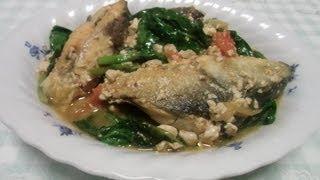 """""""totsong Bangus"""" (milkfish)"""