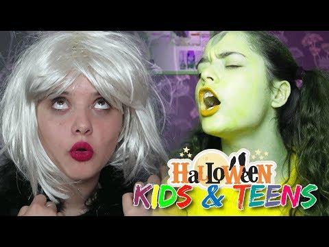 KID VS. TEEN - HALLOWEEN