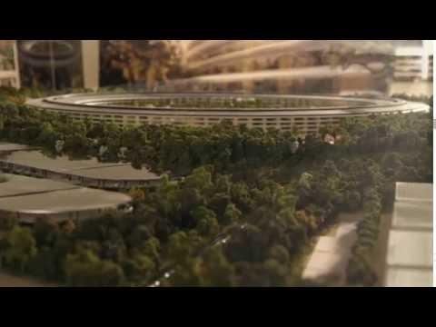 Apple Cupertino Campus 2: Official Video