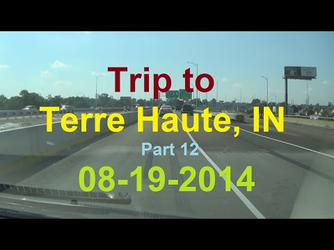 Terre Haute, IN | 12 of 15 | Just past Carlyle, IL to St. Louis, MO
