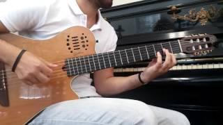 Englishman In New York / Sting - Fingerstyle Guitar w/TAB