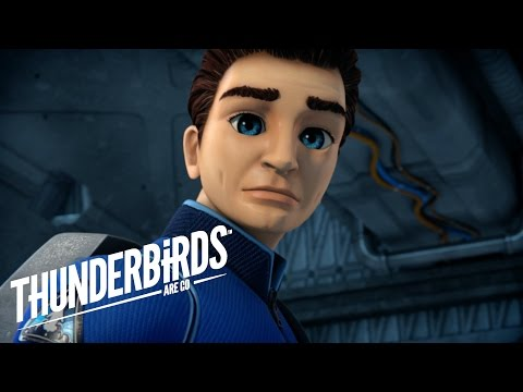 Thunderbirds Are Go | Are There Still Crew Onboard the Crashing Ship?