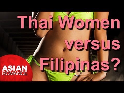 Online Dating: Philippines Girls Dating versus Thai Girlfriend?