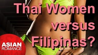 Online Dating: Philippines versus Thai Girls?