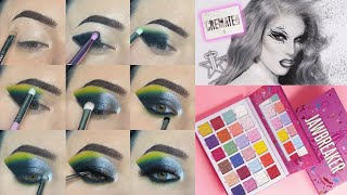 Cremated Palette meets Jawbreaker Palette | Step by Step Quick Eye Tutorial #makeup